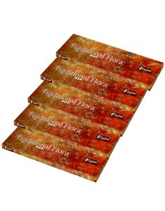 Rajpal Brown Premium Hand Rolled Fragrance Natural Incense Stick (50gram)(code-rajpal056)