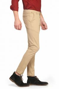 Men's Wear - Mr. Stag Men's Cotton Light Occur Casual Trouser (Code - TROUSER NG001)