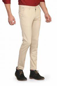 9b6e2c762fc Mr. Stag Men s Cotton White Casual Trouser (Code - TROUSER NG003)