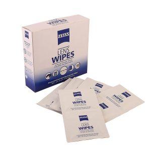 Carl Zeiss Pre-moistened Lens Cleaning Wipes For Spectacles, Tablets, Laptops, Binoculars, Mobiles