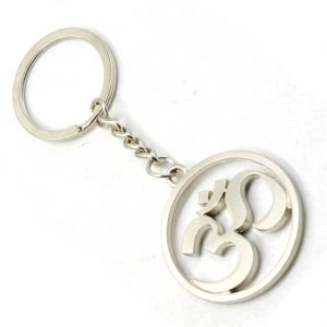 Faynci Om Key Chain Keying For Good Luck/gifting Family Member, Friends