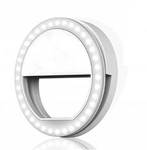 Electronic Accessories - Un-Tech Portable Sockproof Selfie Beauty LED Ring Light