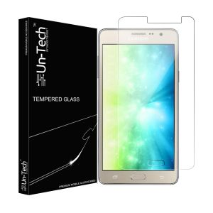 Un-tech Samsung Galaxy On5 Tempered Glass Screen Protector Screen Protector With Installation Kit