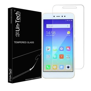 Un-tech Redmiy1 Tempered Glass Screen Protector With Installation Kit