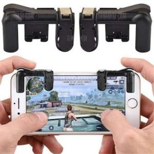 Gaming Consoles etc. - Gadgetbucket Gaming Trigger Fire Button Gaming Controller Pubg Shooter for All Smart Phones