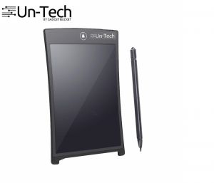 Untech Portable Ruff Pad E-writer 8.5 Inch LCD Digital Tablet Notepad(black)