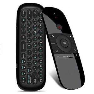 Untech Hcy-57b Fly Air 3d Mouse Smart Double Sided Remote Control For Smart TV