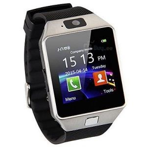 Gadget Bucket Md-29 Bluetooth Calling Smart Phone Wrist Watch With Camera And Sim Card Support