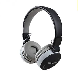 Untech Full Dolby Sound Bluetooth Wireless Headphone With FM And Micro SD Compatible With PC All Smartphones