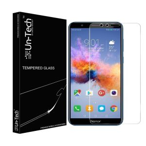 Un-Tech Tempered Glass Screen Protector For Honor 7X With Installation Kit