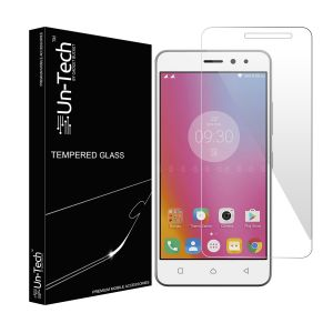 Digitech,Lenovo,Concord Mobile Phones, Tablets - Un-Tech Tempered Glass Screen Protector for Lenovo K6 Power with Installation Kit