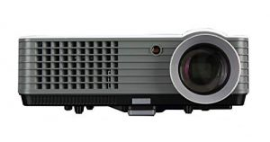Untech Rd801 LED Portable Projector Full HD Home Cinema 2200 Lumens 200 Inch Big Screen Support (white)