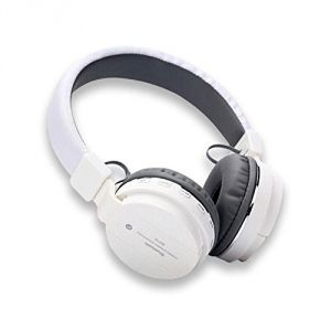 Sh-12 Wireless Headphones With Bluetooth And Inbuilt Microphone