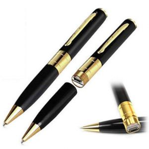 Untech HD Spy Pen Hidden Camera With HD Quality Audio/video Recording,16gb Card Support