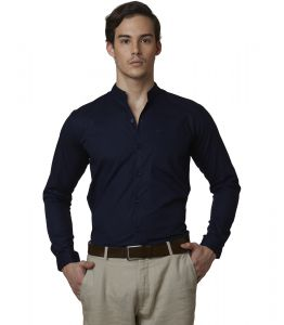 Lisova Navy Blue Men