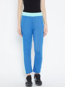 C9 Airwear Comfortable Sports Legging For Women (code - M1509_imperialblue)