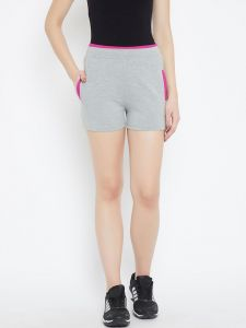 C9 Airwear Cycling, Gym Yoga Shorts For Women (code - M1701_grey)