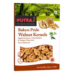 Nutraj Bakers Pride Light Broken Walnut Kernels 250 G