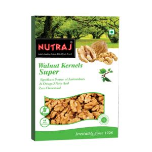 Nutraj Super Extra Light Halve Walnut Kernels 250 G