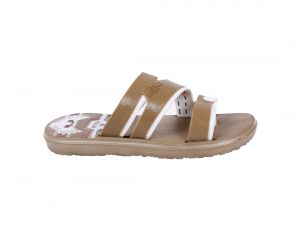 Mens Brown Slippers, Light Weight Flip Flop For Daily Wear From Kaystar