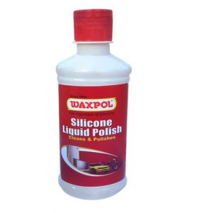 Waxpol Car Cleaning Products - Waxpol Als330 Silicone Liquid Car Polish