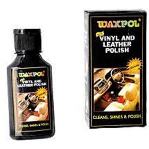 Waxpol Car Cleaning Products - Waxpol Car Vinyl Leather And DashBoard Polish