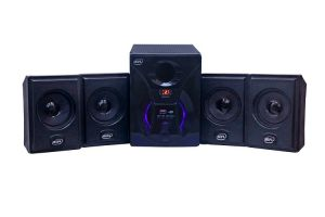 Home Theater Systems - BIPL 4.1 Multimedia Home Theater with Bluetooth