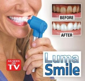 Luma Smile Tooth Polisher - Cleaner - Whitener - Stain Remover (as Seen On Tv)