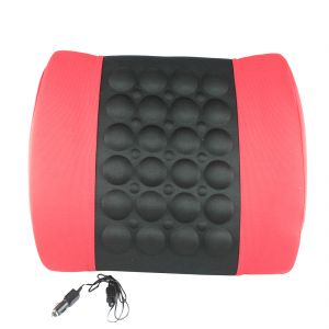 Star Back Support Pillow With Vibration