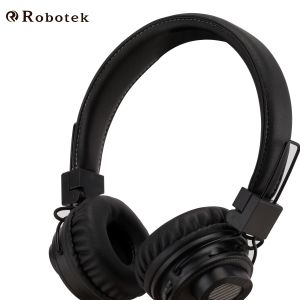 Robotek Bluetooth Headphone Rbh-705 With Crystal Clear Sound Quality