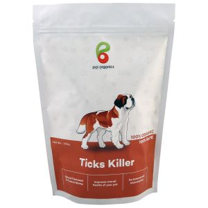 Iam Magpie,O General,Shree Home Decor & Furnishing - Pai Organics Dog Tick Killer