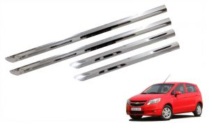 Side beading for cars - Trigcars Chevrolet UVA Car Steel Chrome Side Beading