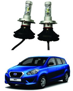 Trigcars Datsun Go Plus Car Glass LED Head Light