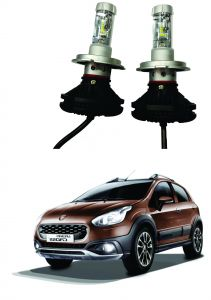 Headlights and bulbs - Trigcars Fiat Avventura Urban Cross Car Glass Led Head Light
