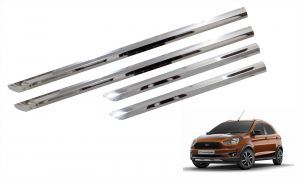 Side beading for cars - Trigcars Ford FreeStyle Car Steel Chrome Side Beading