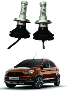 Headlights and bulbs - Trigcars Ford FreeStyle Car Glass Led Head Light