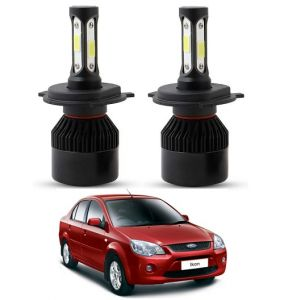 Trigcars Ford Ikon LED Headlight Nighteye Light Set Of 2