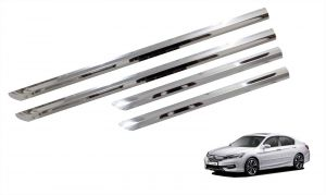 Side beading for cars - Trigcars Honda Accord Car Steel Chrome Side Beading