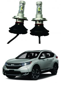 Headlights and bulbs - Trigcars Honda CR-V New Car Glass Led Head Light