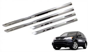 Side beading for cars - Trigcars Honda CR-V Old Car Steel Chrome Side Beading