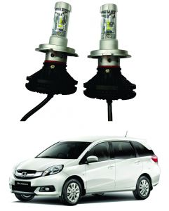 Headlights and bulbs - Trigcars Honda Mobilio Old Car Glass Led Head Light