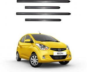 Side beading for cars - Trigcars Hyundai Eon Car Side Beading