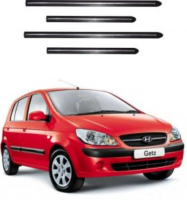 Side beading for cars - Trigcars Hyundai Getz Car Side Beading