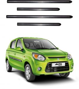 Side beading for cars - Trigcars Maruti Suzuki Alto 800 T 2 Car Side Beading