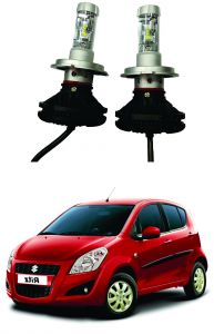 Headlights and bulbs - Trigcars Maruti Suzuki Ritz New Car Glass Led Head Light