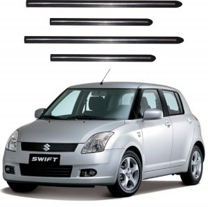 Trigcars Maruti Suzuki Swift 2006-2009 Car Side Beading