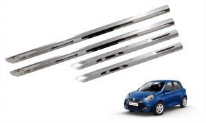 Trigcars Renault Pulse Car Steel Chrome Side Beading