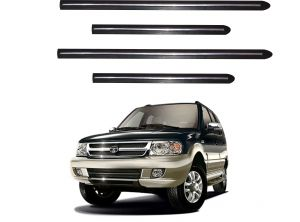 Side beading for cars - Trigcars Tata Safari Dicor Car Side Beading