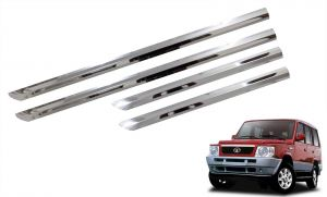 Side beading for cars - Trigcars Tata Sumo Victa Car Steel Chrome Side Beading
