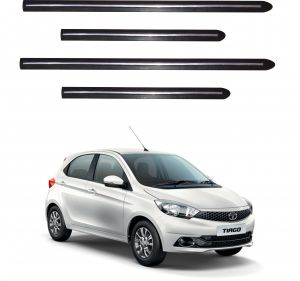 Side beading for cars - Trigcars Tata Tiago Car Side Beading